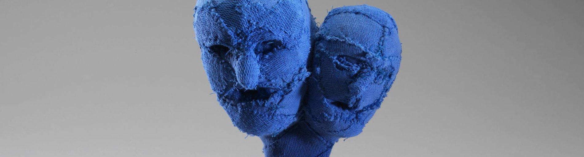 """Das Werk """"Louise Bourgeois, Tėte V"""" aus dem Jahre 2004."""