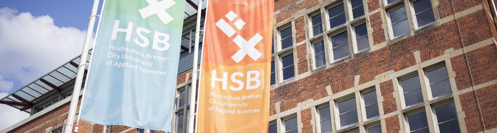 Das M-Gebäude der Hochschule Bremen