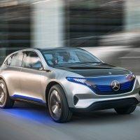 Die neue Generation EQ von Mercedes-Benz (Quelle: Daimler AG)