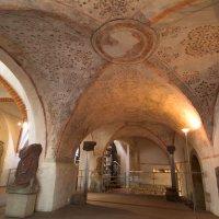 Blick ins Erdgeschoss des Dom-Museums im St- Petri-Dom