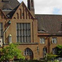 Blick auf das Haupthaus der Egestorff-Stiftung