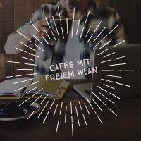 Bild von einem Mann mit Laptop in einem Café; Quelle: Fotolia/rawpixel.com