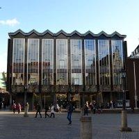 Das Gebäude des Bremer Landtags am Marktplatz