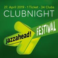 Eine Werbeplatzierung für die Jazzahead Clubnight 2019