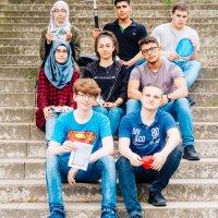 Als eines von zehn deutschen Teams können diese jungen Männer und Frauen die Chance nutzen, ihren eigenen Satelliten in die Atmosphäre zu befördern