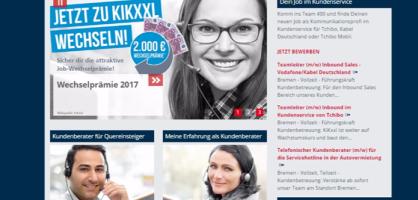 Microsite auf bremen.de
