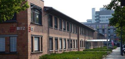 Außenaufnahme des BITZ Bremer Innovations- und Technologiezentrum
