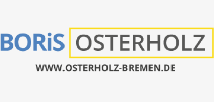 Grafik verweist auf die Webseite des Stadtteils Osterholz