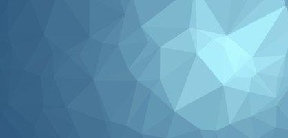 Generiertes Bild mit Dreiecke