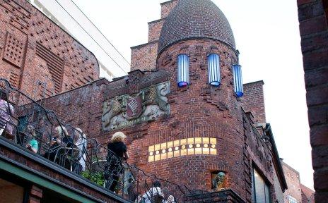 Zu sehen ist die Außenfassade des Paula Modersohn-Becker Museums.