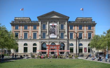 Das Übersee-Museum von außen
