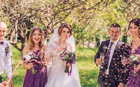 Hochzeit Spiele Und Spaß