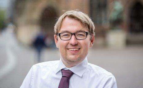 Arne Frankenstein, Der Landesbehindertenbeauftragte der Freien Hansestadt Bremen
