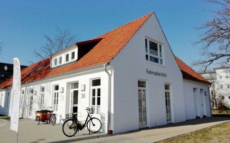 FEH Ellener Hof Fahrradverleih im Bruderhaus