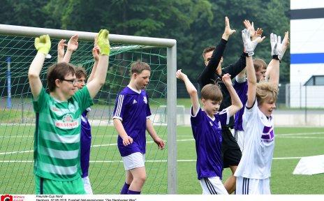 Freunde-Cup Nord, Fußball Inklusionsturnier in Hamburg