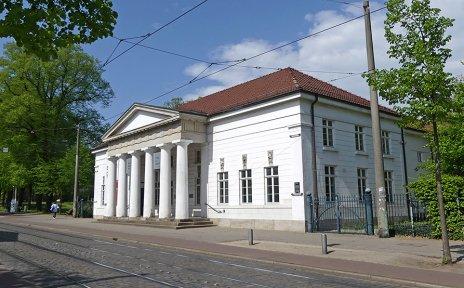 Ostertorwache im heutigen Wilhelm Wagenfeld Haus