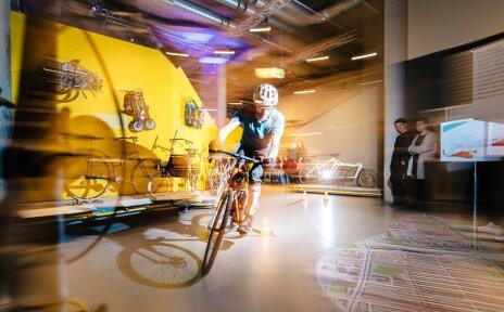 Bike It Altbaukriterium 2019 Universum Bremen