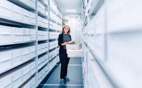 Wissenschaft persönlich Frau Sigrid Dauks Universität Bremen - Archiv