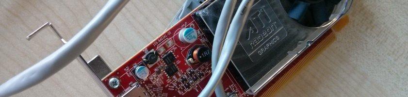 Eine Platine mit Kabeln; Quelle: WFB/bremen.online - BKO