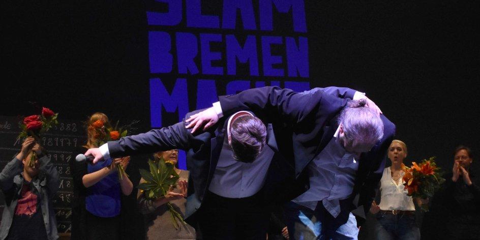 Slam Bremen macht Theater