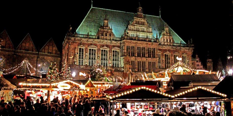 Weihnachtsmarkt Anfang.Weihnachtsmarkt In Bremen 25 November Bis 23 Dezember 2019
