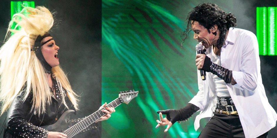 """Beat it - das Musical über den King of Pop!"""