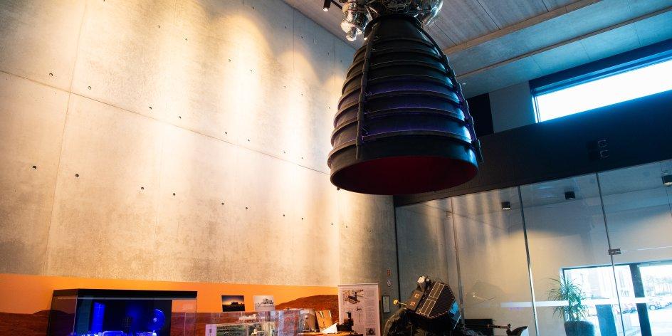 ABGESAGT: Blick hinter die Kulissen des Deutschen Zentrums für Luft- und Raumfahrt (DLR)