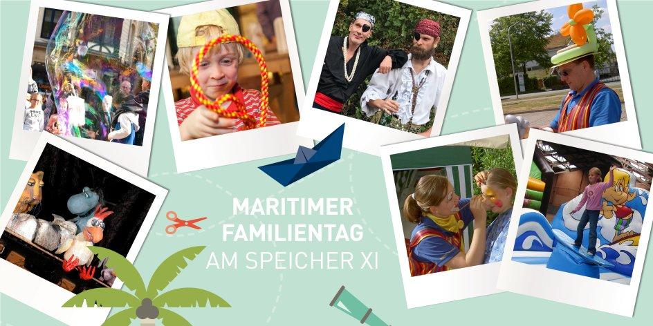 Maritimer Familientag am Speicher XI
