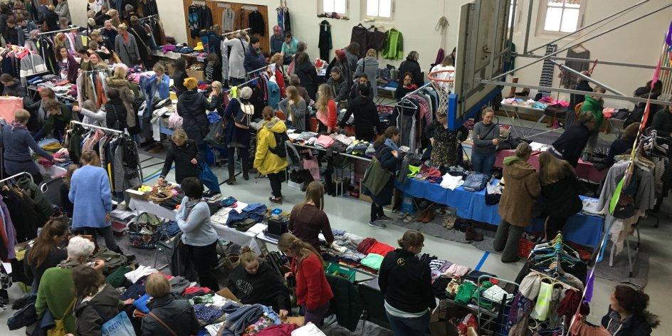 Frauenflohmarkt Oberneuland
