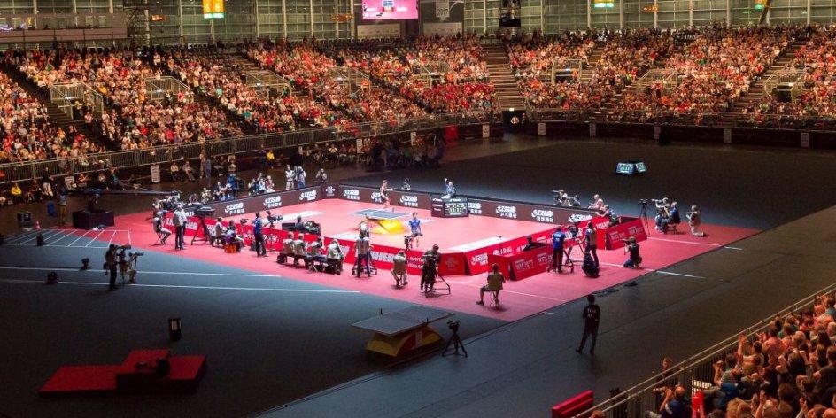 German Open 2019 - Das Tischtennis-Event