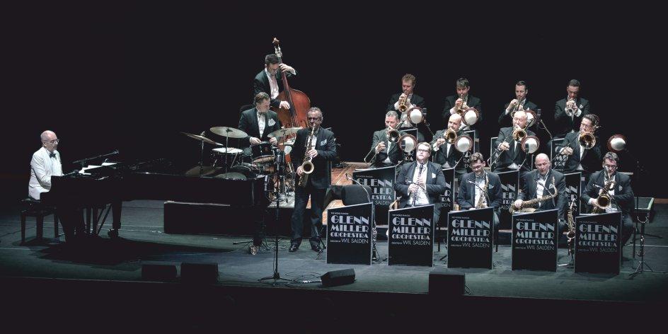 The World Famous Glenn Miller Orchestra - Jubiläumstour in Die Glocke