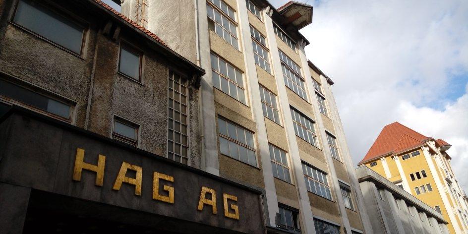 Die HAG-Straße – ein Vorbild für Bauhaus