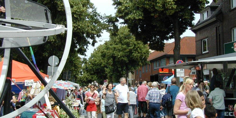 Waller Stadtteilfest