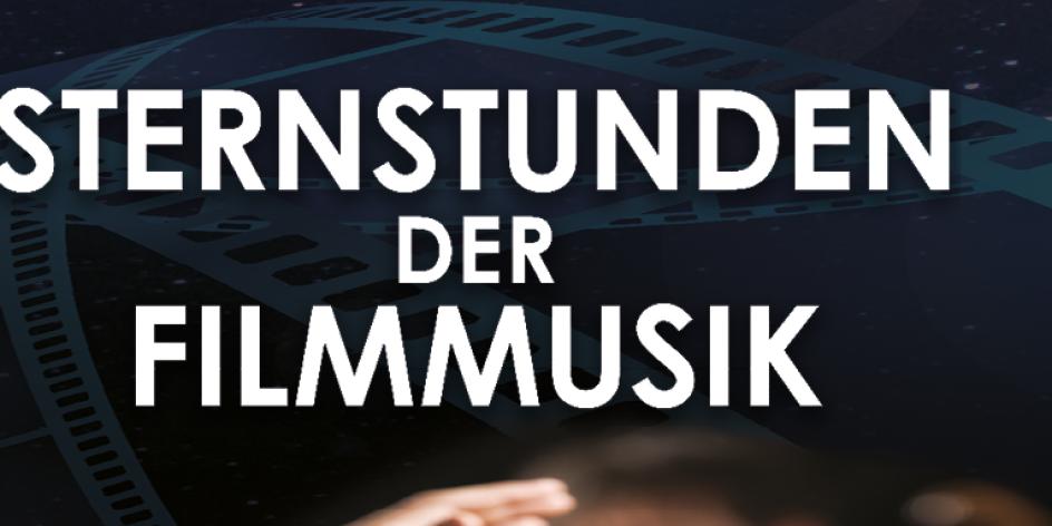 Sternstunden der Filmmusik - Solisten und Orchester in der Glocke
