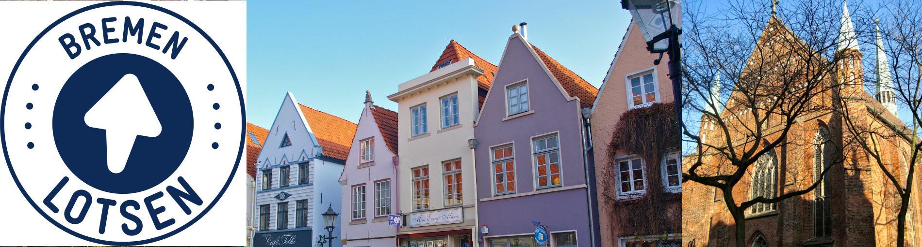 Schiefe Häuser und schmale Gassen – das zauberhafte Bremer Schnoorviertel