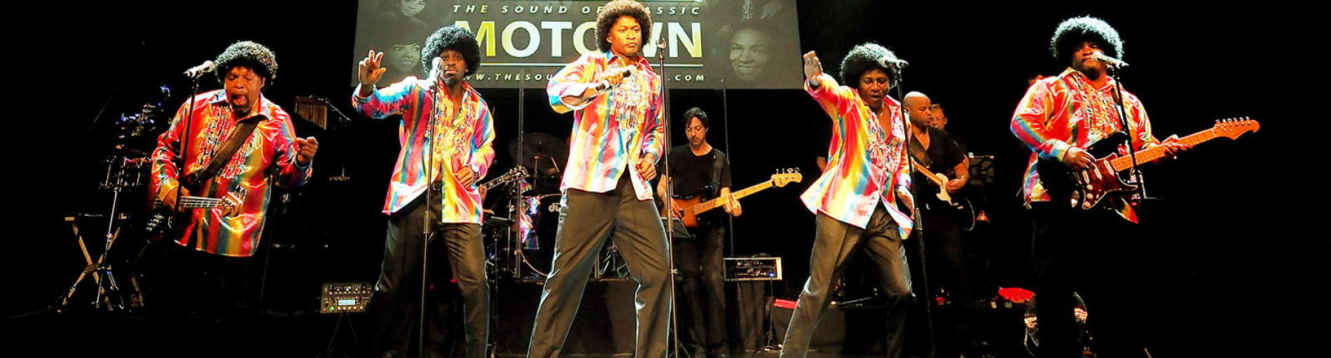 The Sound of Classic Motown mit Ron Williams