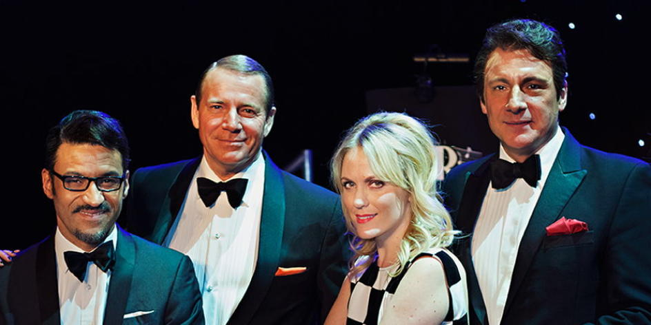 Sinatra & Friends – A Tribute to the World's Greatest Entertainers