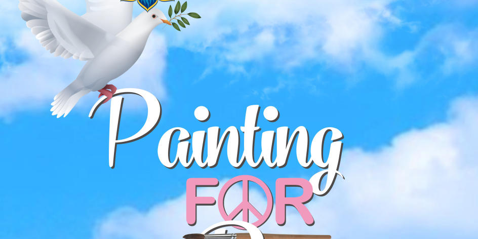 »Painting for peace«