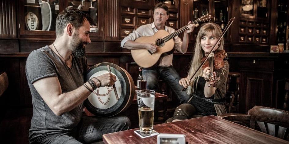 Ganaim * Celtic Folk Music * open air in Bremen