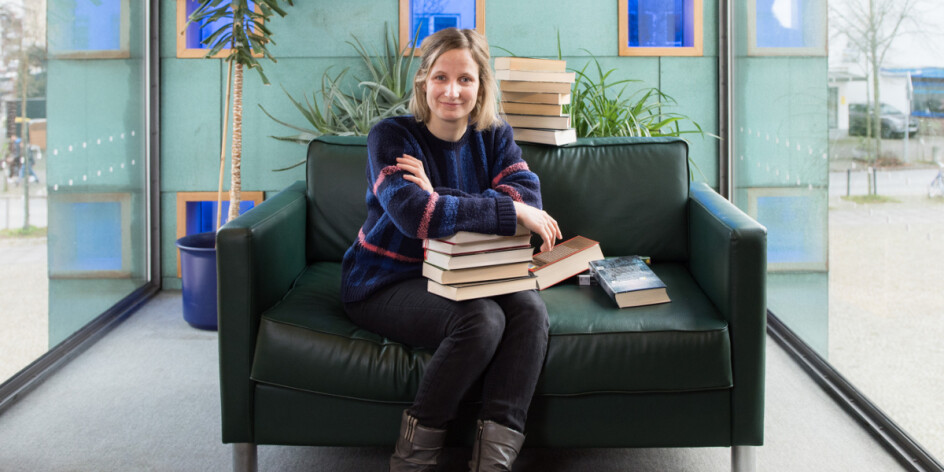 Das Grüne Sofa – Literarischer Feierabend für Erwachsene