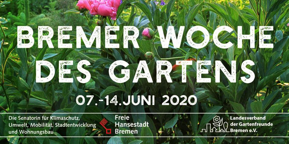 Bremer Woche des Gartens