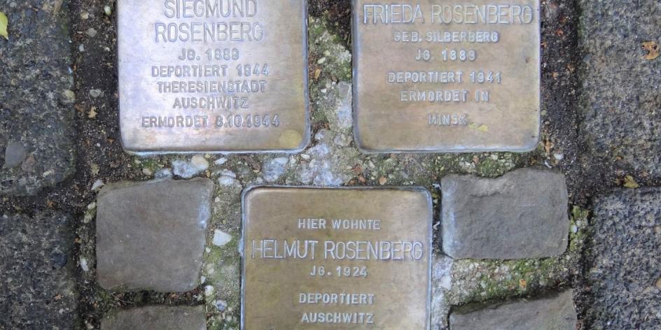 Wenn Grenzen töten – die Fluchtversuche der Familie Rosenberg