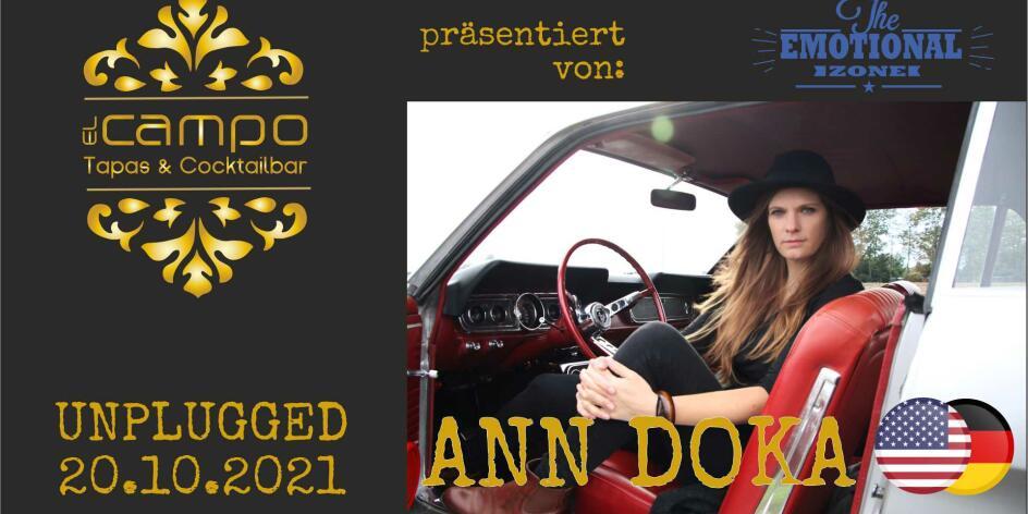 ANN DOKA zu El Campo Unplugged