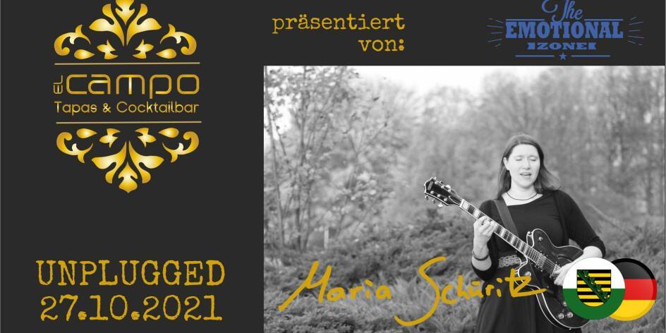 MARIA SCHÜRITZ zu El Campo Unplugged