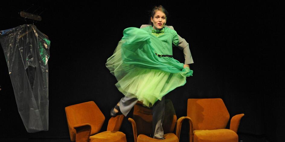 Alice Munro - Tricks   Ein Schauspiel nach Alice Munro