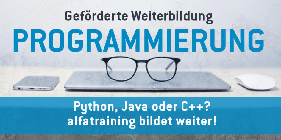 Weiterbildungen in der Programmierung