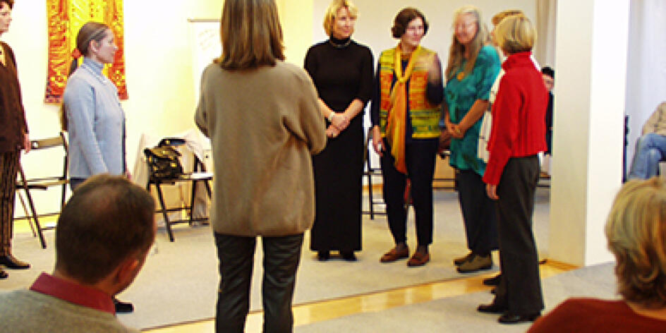 Fortbildung für Coache: Aufstellungen bei persönlichen Themen und Familienaufstellungen
