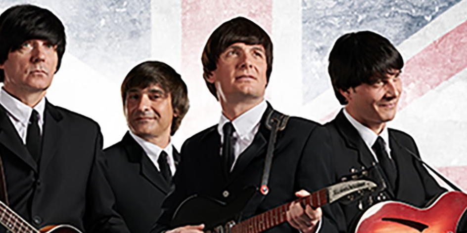 Yesterday – the Beatles Musical performed by the London West End Beatles - NACHHOLTERMIN