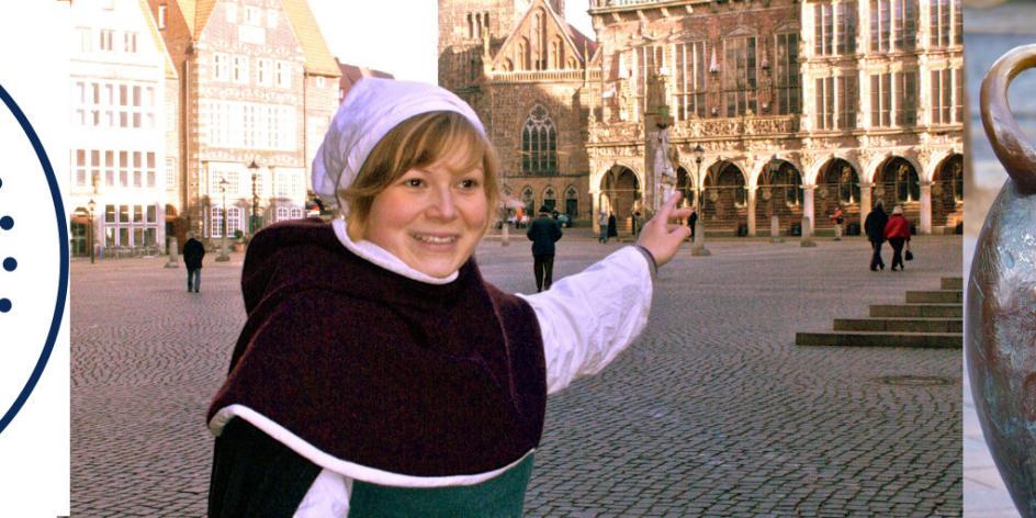 Von Pfeffersäcken und Torschlusspanik - eine Reise ins mittelalterliche Bremen