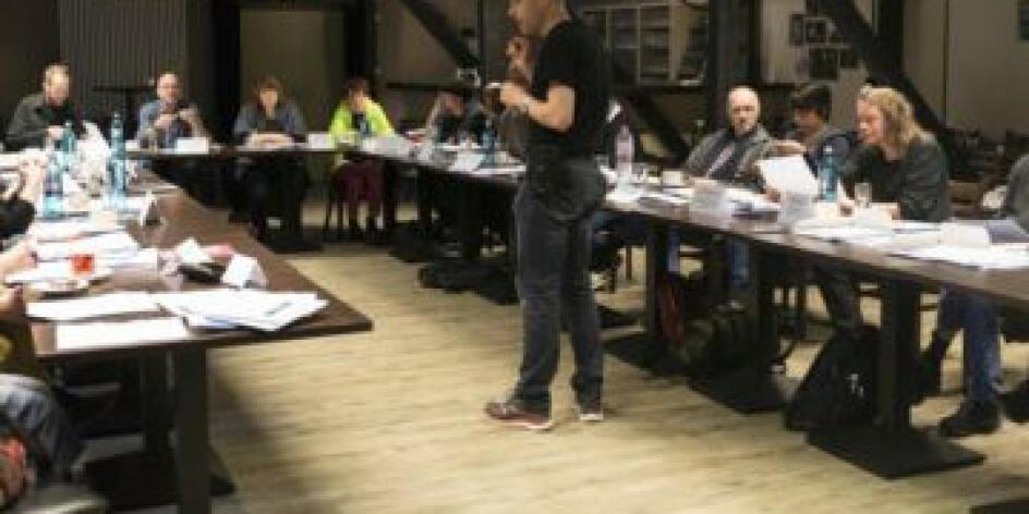 Aufsicht führende Person. Seminar zur Sicherheit von/bei Veranstaltungen in soziokulturellen Zentren.
